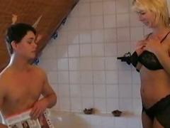 Nadja Summer - 18yo seduced