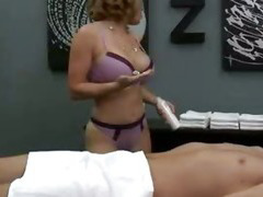 Happy Ending Masseuse Krissy Lynn Caught by a Cop