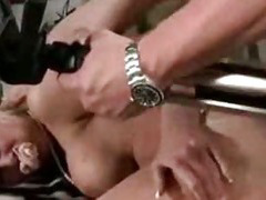 Phoenix Marie Rough Robber Sex and Facial