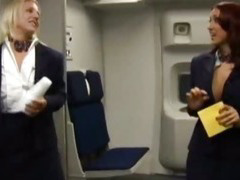 Kylee Strutt - Tits on a plane part 2