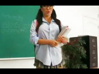 Porn Tube of Asa Akira Is Fucked By Her Teacher For Being A Kiss Ass