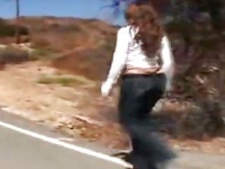 Porno Video of Hitchhiked And Fucked!