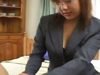 Porno Video of Busty Japanese Babe Fucked At Home Uncensored