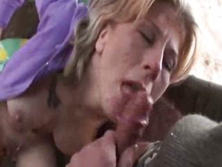 Porn Tube of Swedish Girl Takes Cum Deep