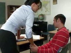 Teacher Eaten On Desk