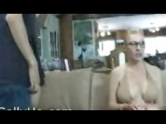 Older Woman Fucked By A Young Skinny Guy