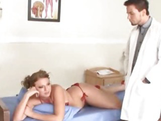 Porn Tube of Ava Rose Fucks The Doctor