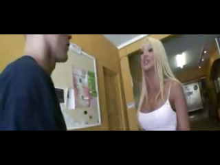 Porno Video of Hot Busty Blonde Milf Donna Doll At Bang A Mommy
