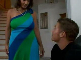 Porn Tube of Persia Monir- Busty Milf Mommy