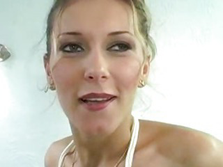 Porno Video of Skinny Amateur Blonde Fucked In All Holes