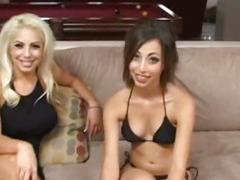 Veronica Jett (Anal) and Tiffani Digivanni POV