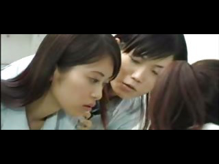 Porno Video of Jap Schoolgirl Lesbian Orgy