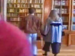 Library Couple Joined By 2 Dudes