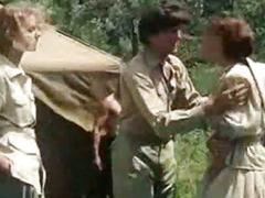 Tarzan jungle adventure with Nikita Gross an Rosa Caracciolo