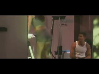 Porno Video of Retro Anal Gym Fuck