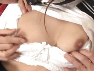 Porno Video of Japanese Coed Fucked At Home Uncensored