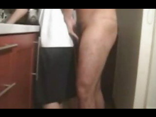 Porno Video of Submissive Housewife
