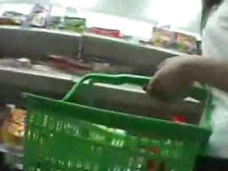 Porno Video of Asian Public Store Sex