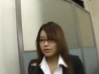Porn Tube of Office Mayu Nakamura