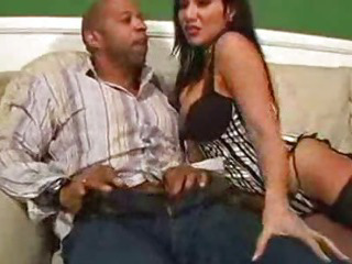 Porno Video of Black Guy Has Thick Cock For Asian Tight Pussy