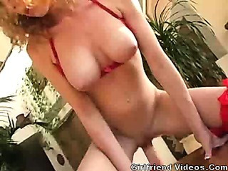 Porno Video of Teen Fucking Her Dildo