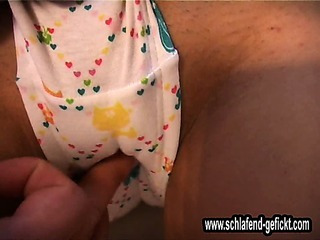 Porn Tube of Senseless Sleeping Nanny Punished