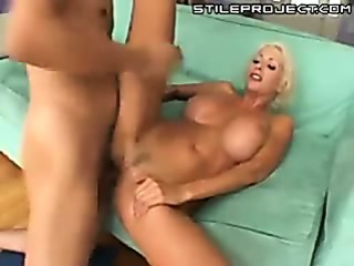 Porno Video of Puma Swede 3some Creampie