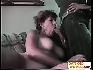 Porn Tube of Old Granny Lydia Splitz  Fucks Stranger