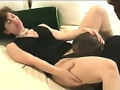 Wende - Wife Kissing and Fucking BBC