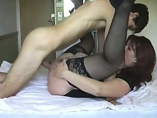 Porn Tube of German Brunette Milf Loves Young Guy - Vorpi.com