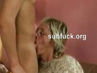 Porn Tube of Grandma Has Sex With Her Young Grandson