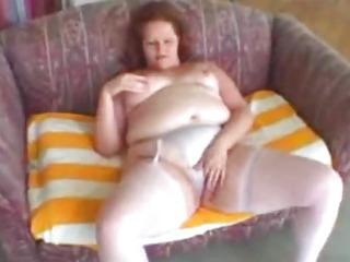 Porn Tube of Bbw Adrienne Anal