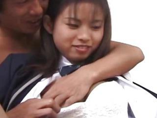 Porn Tube of Japanese Teens School Uniform Fuck Uncensored