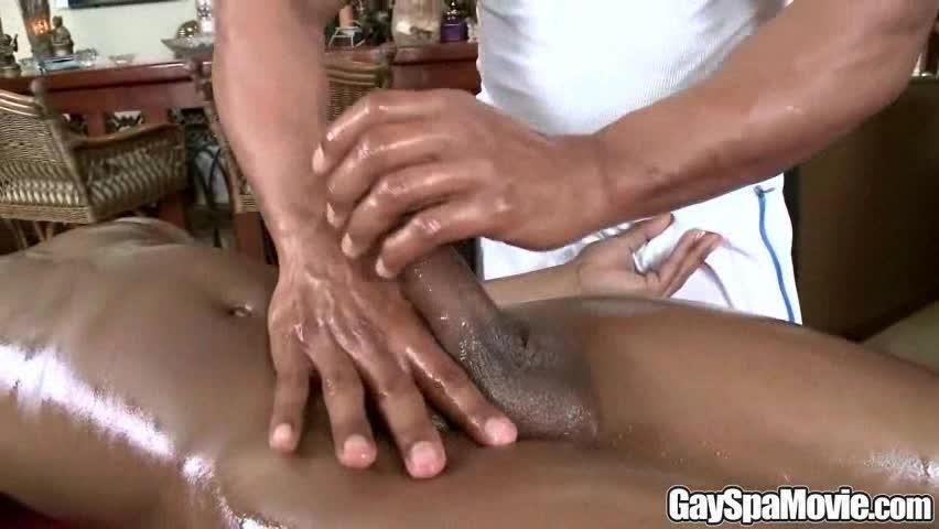 Interracial Massage On Gayspamovie