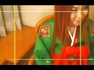 Porn Tube of Korean Tra Dress Play 01
