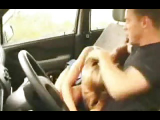 Porn Tube of Hot Blonde Hitchhiker D By Car Driver