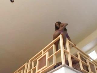 Porno Video of Hot Ebony Kydie Fucked By White Guy