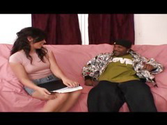 Hot Teen Screwed By A Black Guy