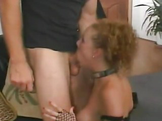 Sex Movie of Redhead Mom Gets A Rough Dp