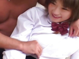 Porno Video of Cute Japanese Schoolgirl Gets Fucked Hard Uncensored