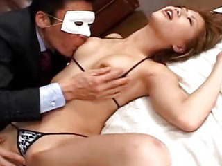 Porno Video of Japanese Teen Takes On Two Cocks Uncenso