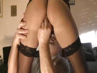 Porn Tube of Fist Fucking The Wifes Cavernous Cunt