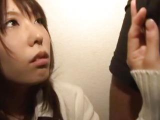 Porno Video of A Hard Fucking In A Threesome Nets Chika Arimura A Creampie