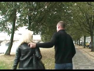 Porno Video of Blonde Big Tits Whore Fucked