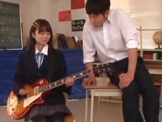 Porno Video of Asuka Hoshino Hot School Uniform Fuck