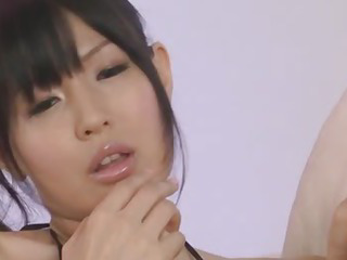 Porno Video of An Asian Blowjob From Nozomi Koizumi For Three Guys