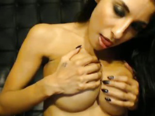 Porn Tube of Busty Hottie Masturbating With Her Toy Till She Orgasm