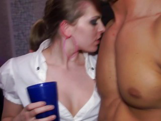 Porno Video of Sexy Real Amateurs At Party Fucked