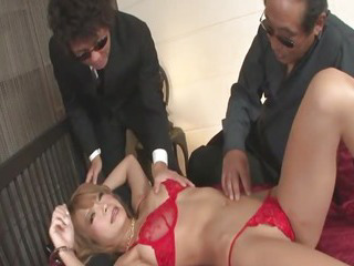 Porn Tube of Busty Sumire Matsu Gets A Creampie After Group Sex