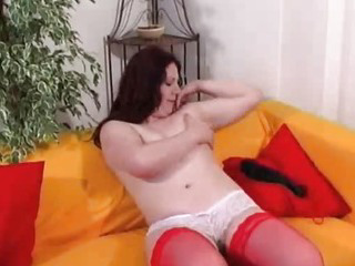 Porn Tube of Sexy Home Wife